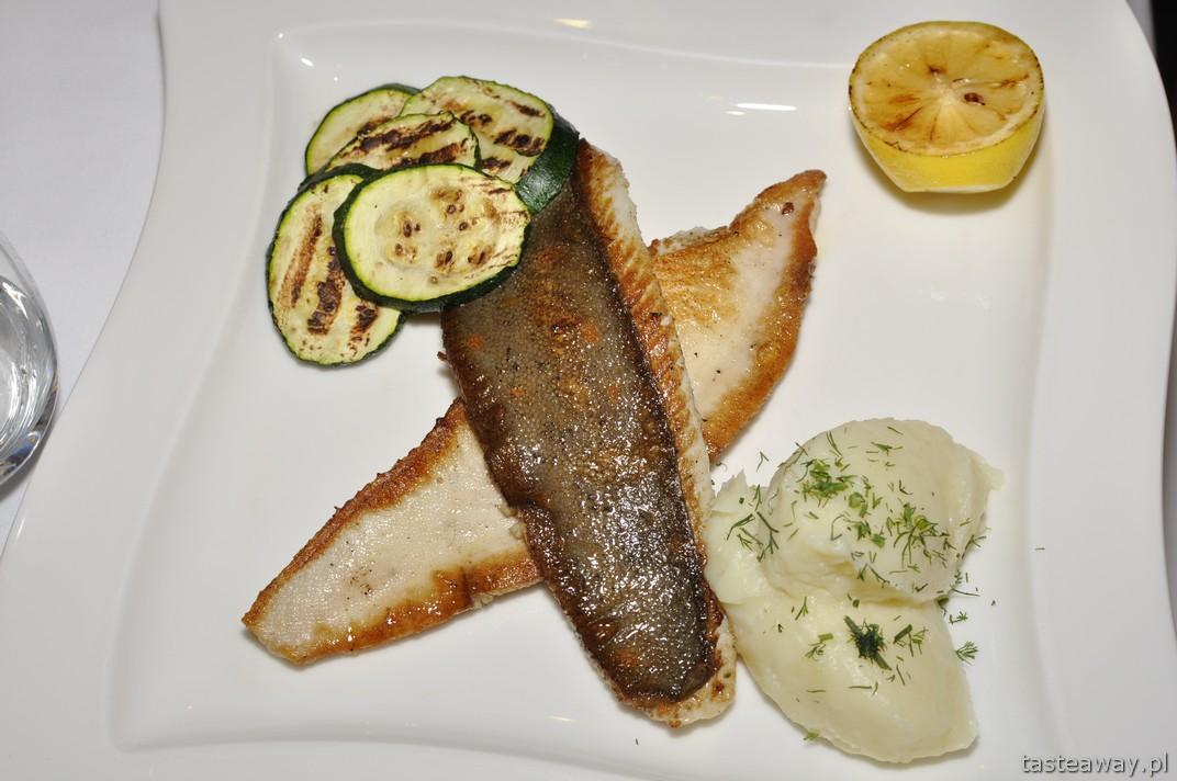 gładzica, ryba, Warszawa Wschodnia, Mateusz Gessler, restauracje