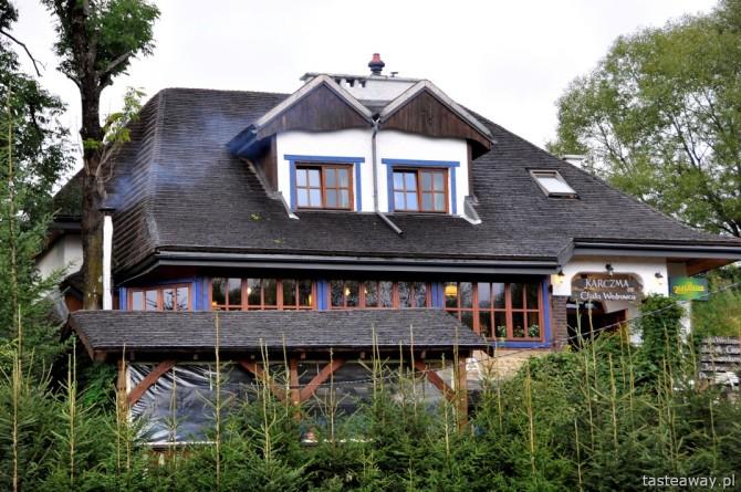 Chata Wędrowca, Bieszczady