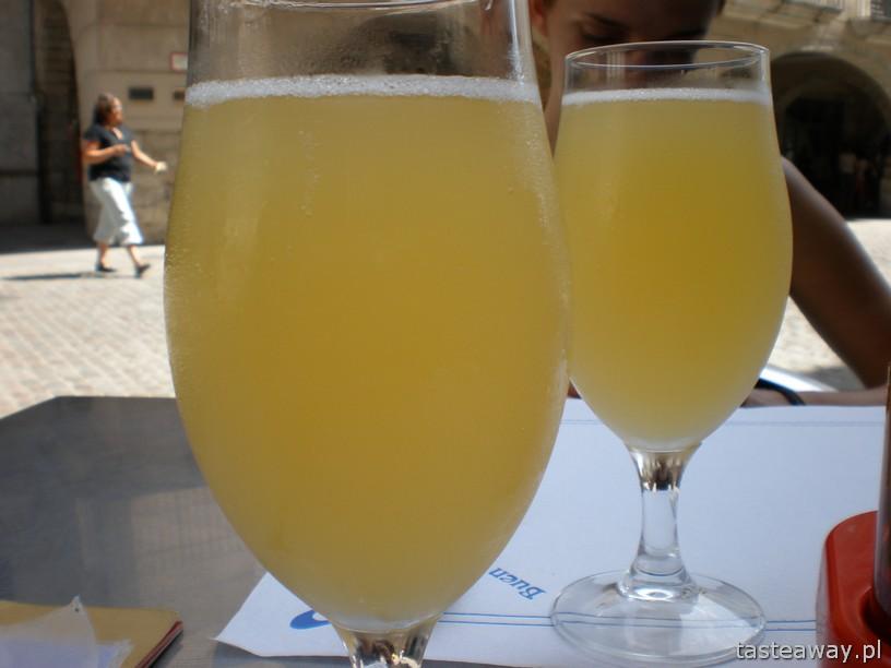 una clara, Hiszpania, Girona, piwo