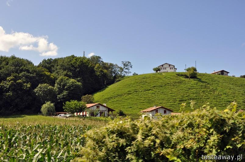 Kraj Basków, małe baskijskie miasteczka
