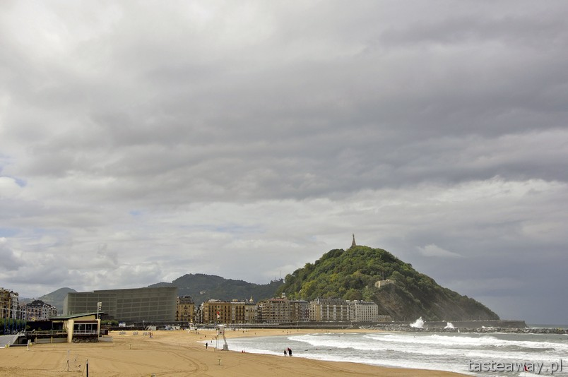 Kraj Basków, Hiszpania, San Sebastian, Donostia