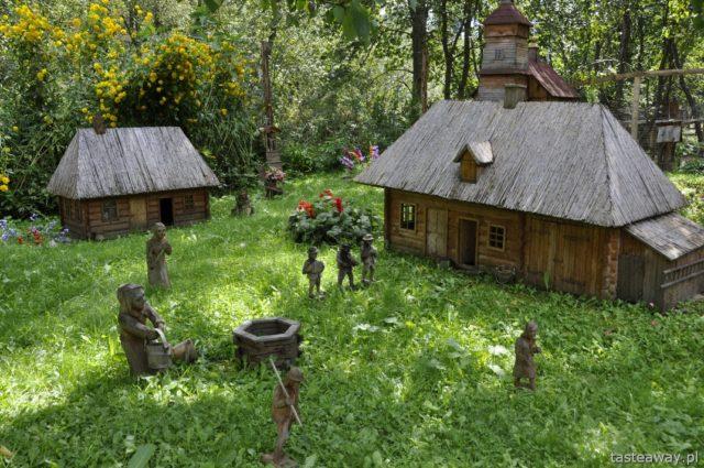 Bieszczady, Magiczne Bieszczady, mini zoo Liszna, atrakcje dla dzieci w Bieszczadach