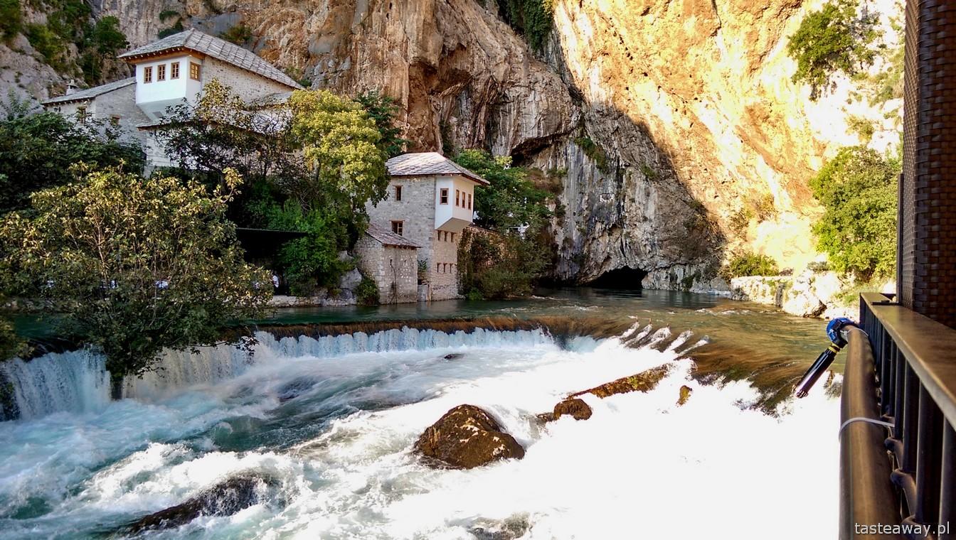 derwisze, Blagaj, Mostar i okolice, co zobaczyć w Bośni, Bośnia i Hercegowina