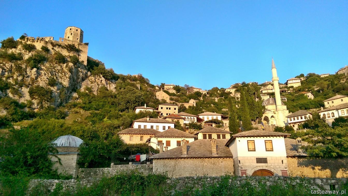 Pocitelj, Bośnia i Hercegowina, co zobaczyć w Bośni