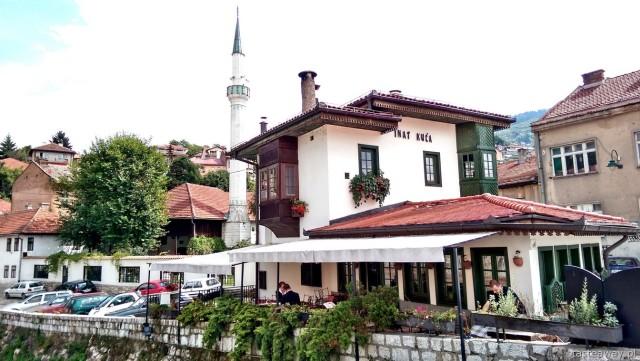 Inat Kuca, Sarajevo, Bosnia and Herzegovina