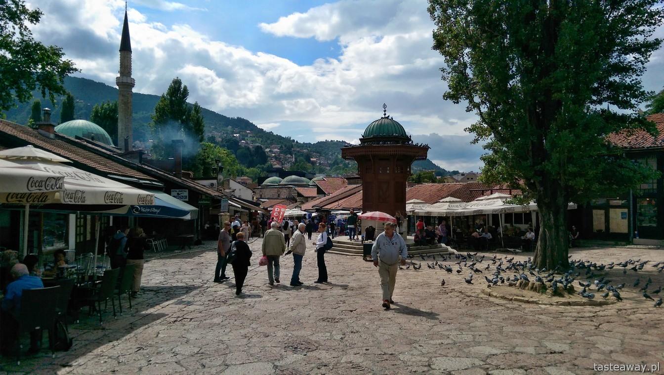 Sebilj, Sarajewo, Bośnia i Hercegowina, co zobaczyć w Sarajewie