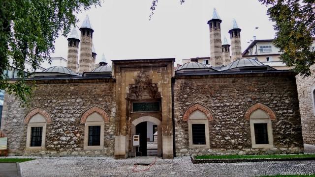 Saraybosna Medresa, Sarajevo, Bosnia and Herzegovina, what to see in Sarajevo