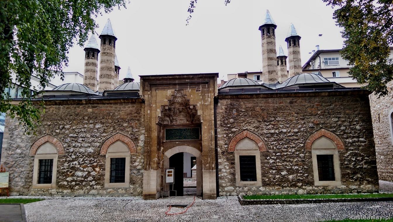 Medresa Seldżukija, Sarajewo, Bośnia i Hercegowina, co zobaczyć w Sarajewie
