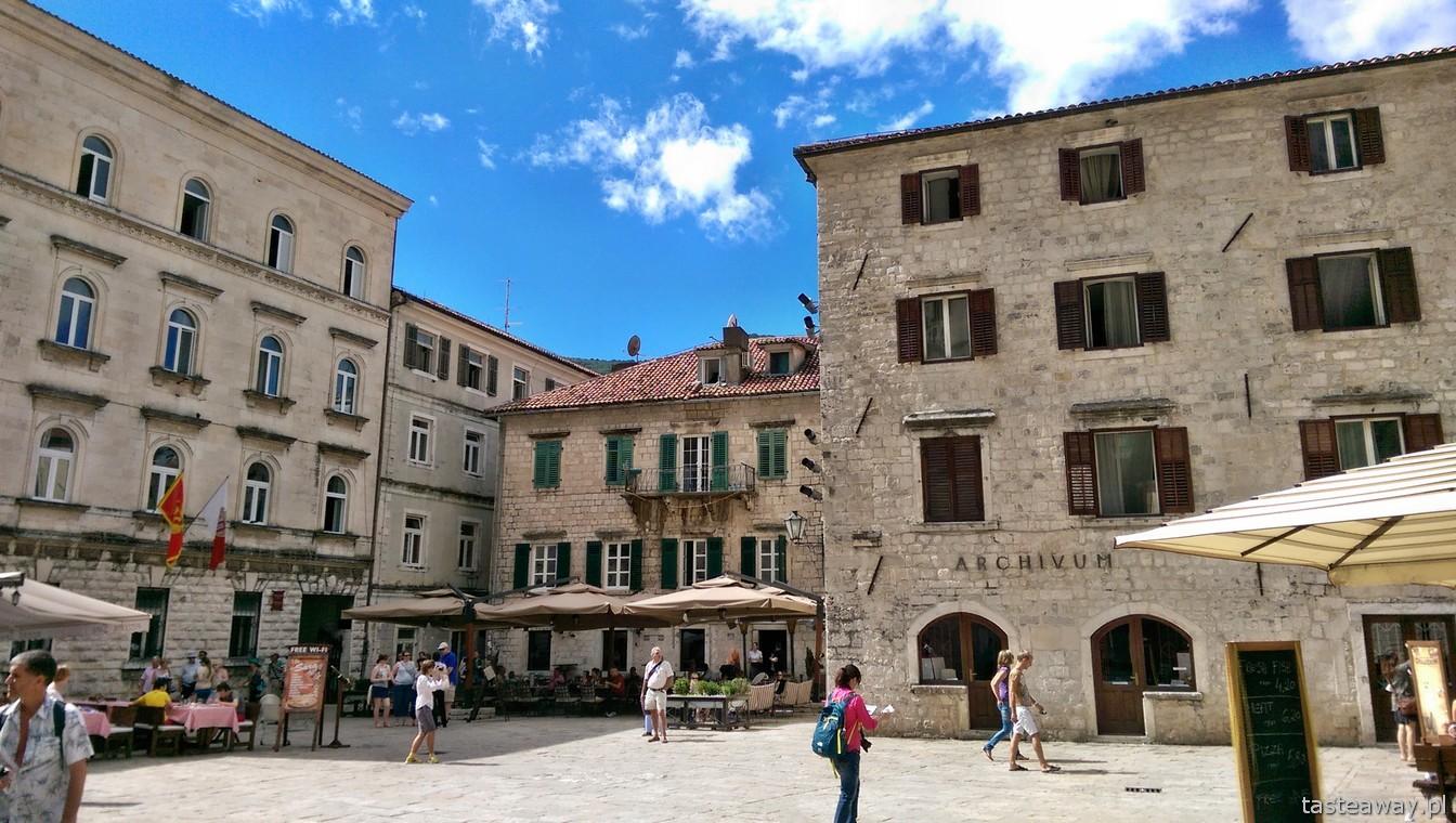 Kotor, Boka Kotorska, Czarnogóra, co zobaczyć w Czarnogórze