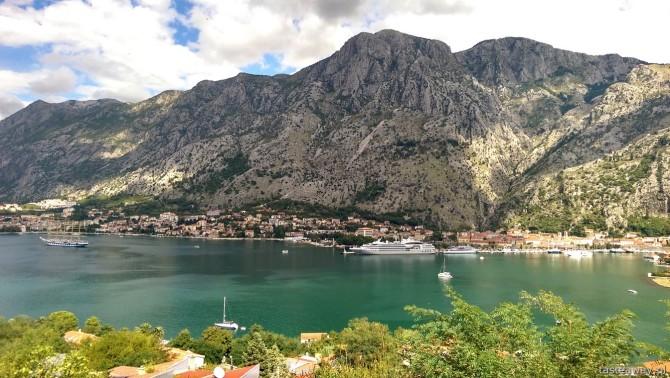 Czarnogóra, Boka Kotorska