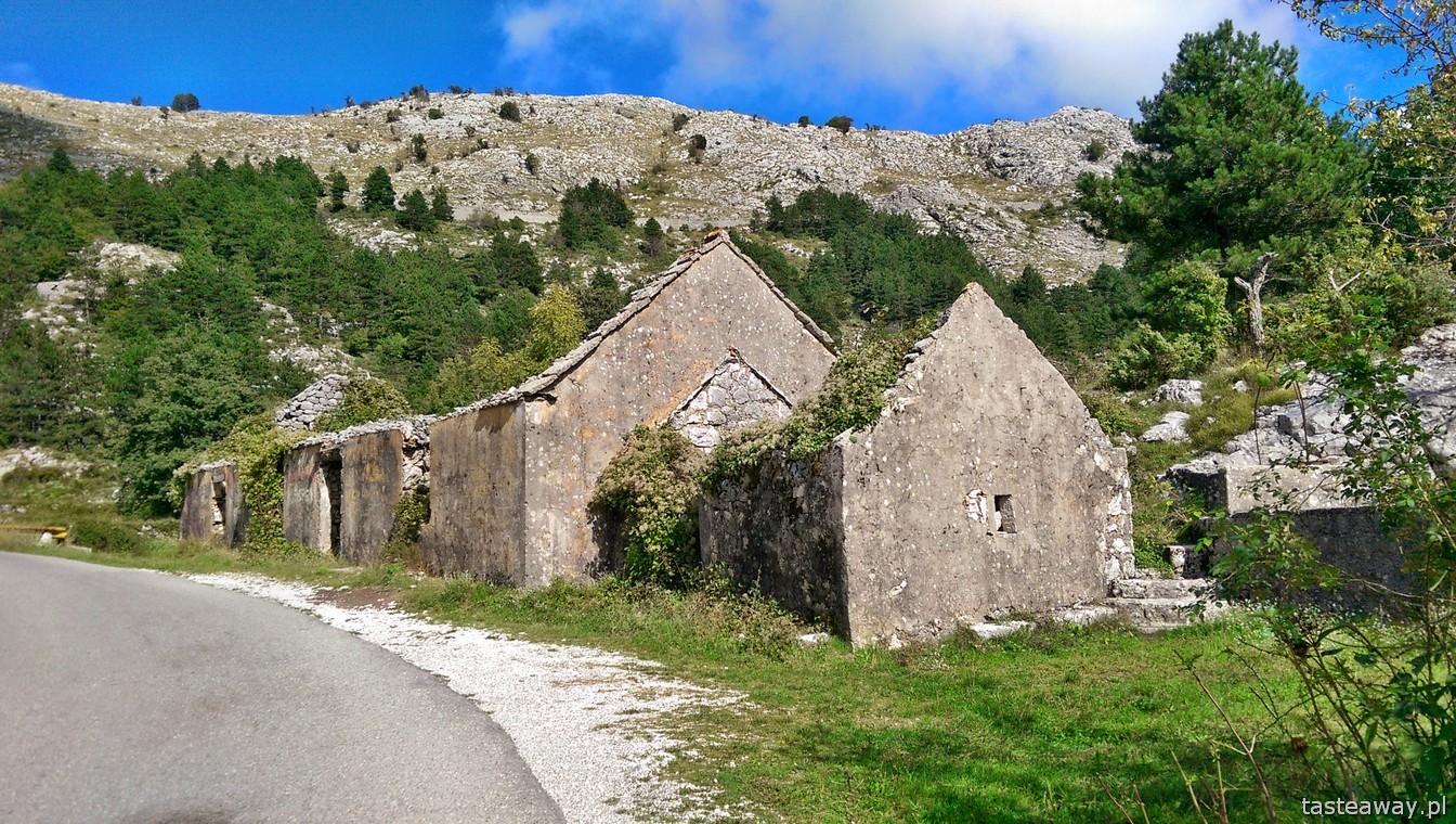 Cetynia, Czarnogóra, Njegusi