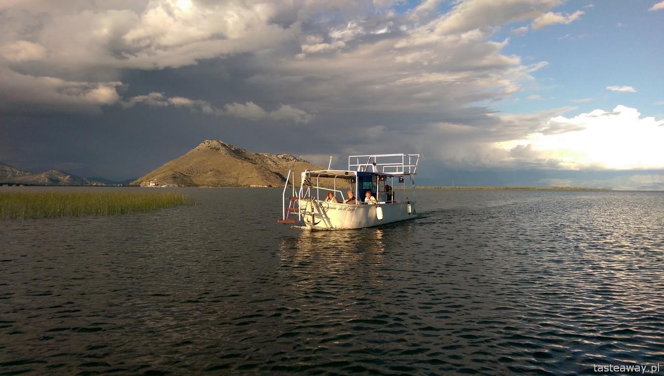 Jezioro Szkoderskie, Virpazar, rejs po Jeziorze Szkoderskim, Czarnogóra