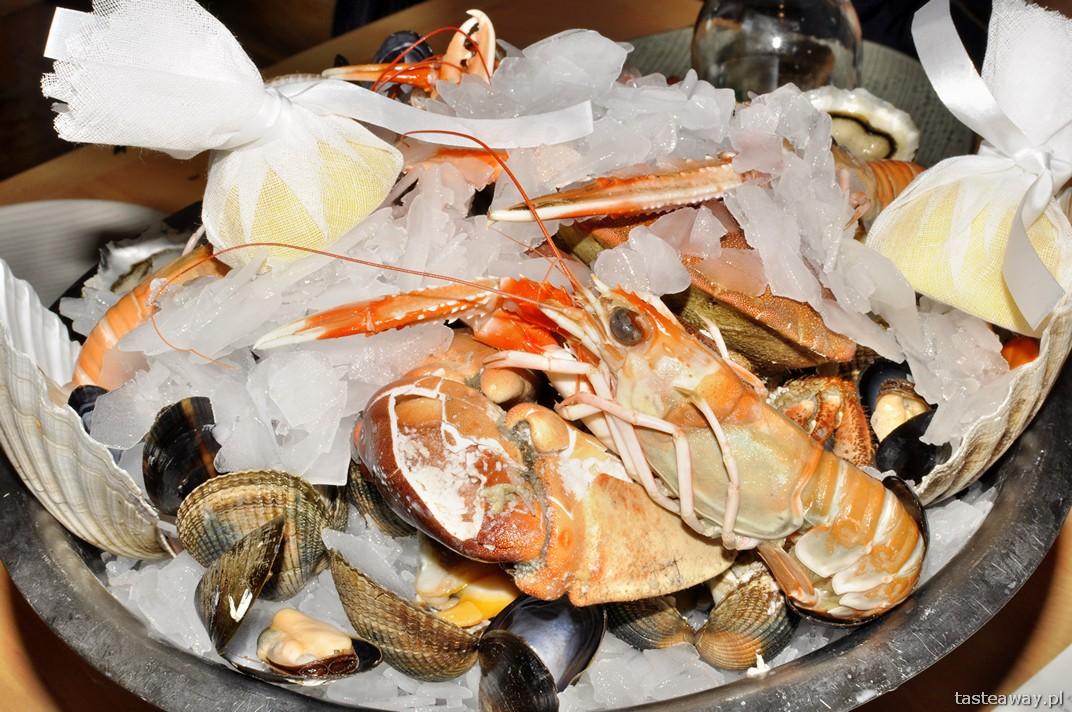 owoce morza, Szkocha, Loch Fyne Oyster Bar