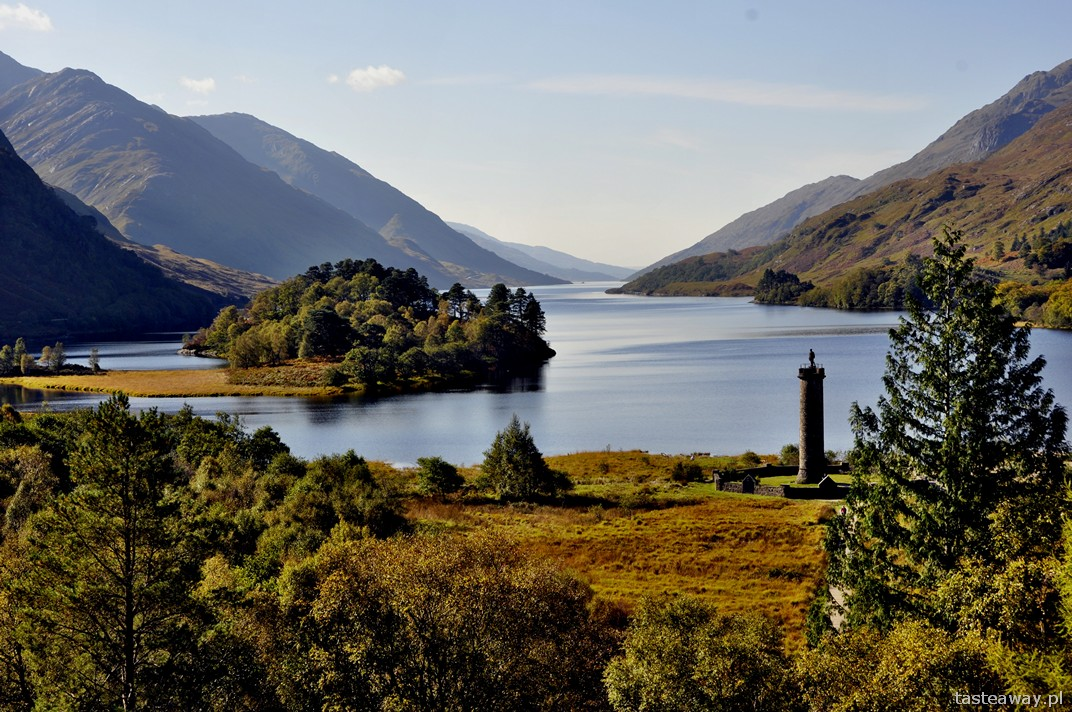 Szkocja, Glenfinnan