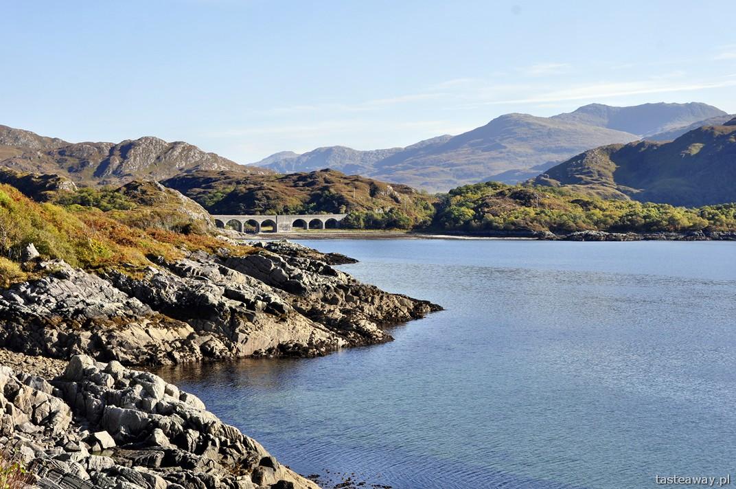 Loch nam Uamh, Szkocja, Wielka Brytania, jezioro