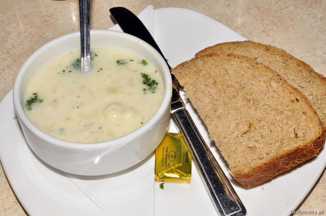 zupa rybna, cullen skink, Szkocja, co jeść w Szkocji