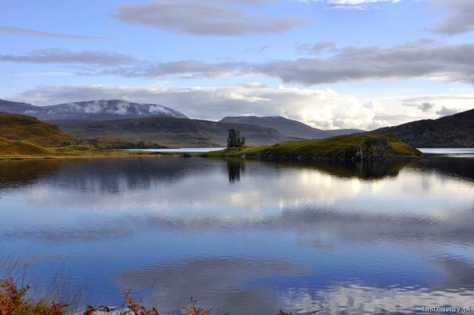 Szkocja, północna Szkocja, Ullapool