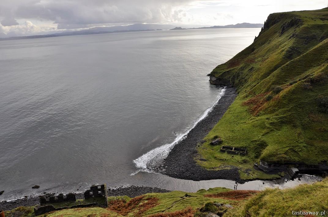 Szkocja, szkockie wyspy, Isle of Skye, okolice Portree