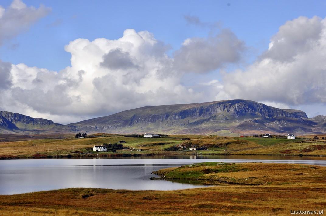 Szkocja, Isle of Skye, szkockie wyspy, widoki