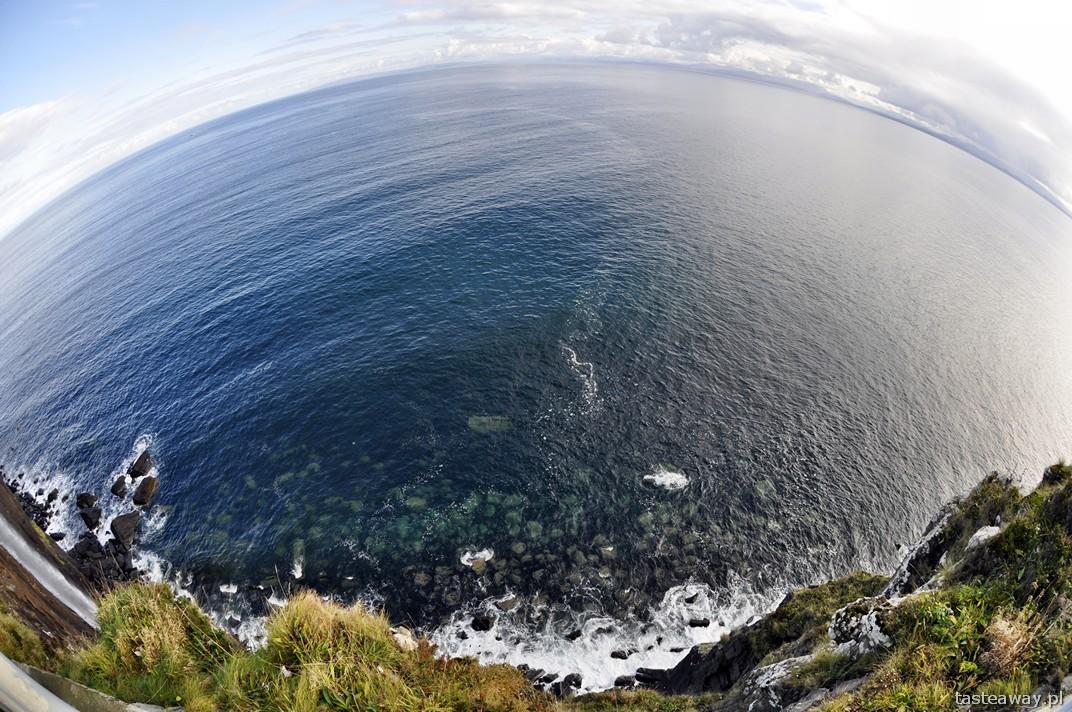 Isle of Skye, fish eye, Szkocja, szkockie wyspy