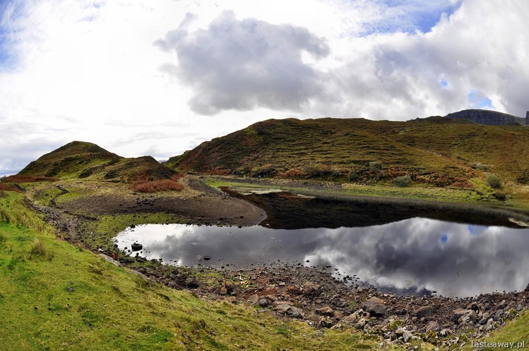 Szkocja, szkockie wyspy, Isle of Skye