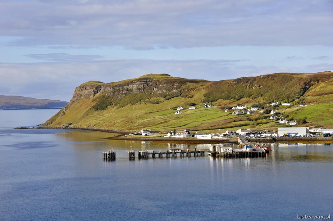 Isle of Skye, Szkocja, szkockie wyspy, krajobrazy