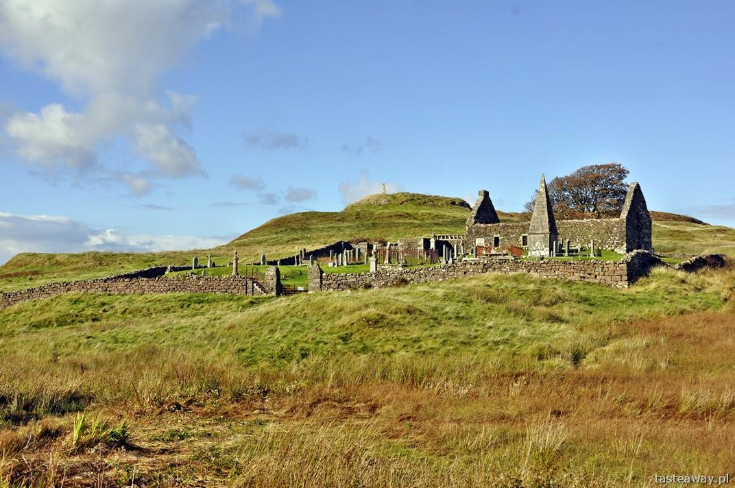 St. Mary's Church, Isle of Skye, Szkocja, szkockie wyspy