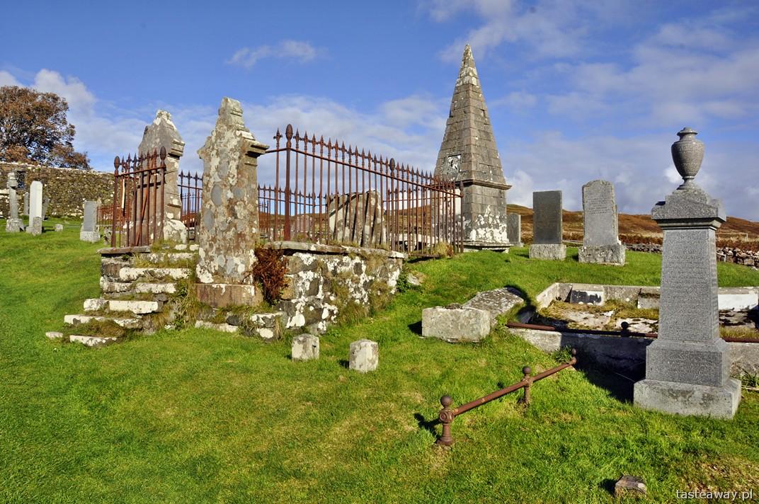 Kilmuir, Isle of Skye, Szkocja, szkockie wyspy