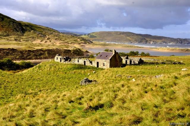 Szkocja, północ Szkocji, Bettyhill, Durness