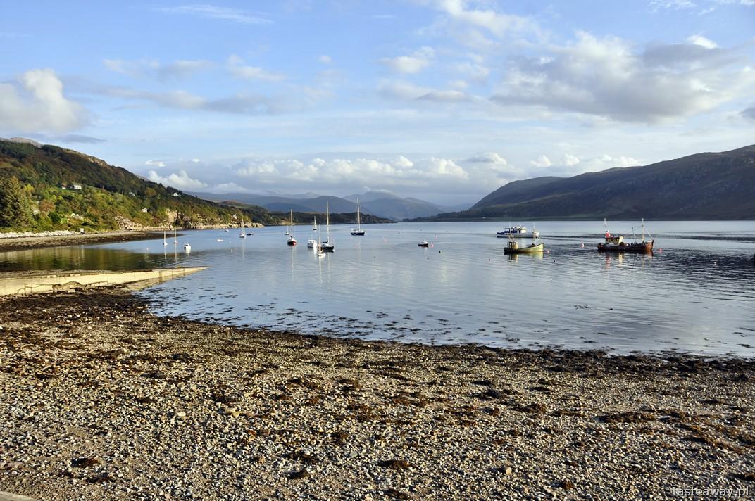 Ullapol, północ Szkocji, Szkocja