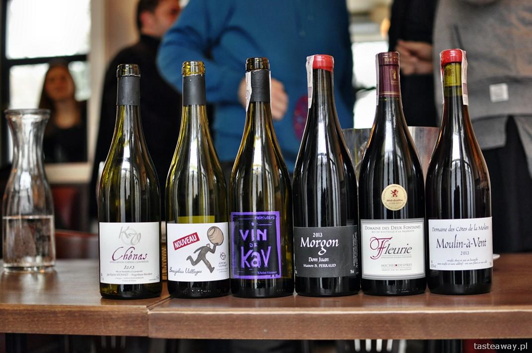 wino, czerwone wino, Beaujolais Nouveau