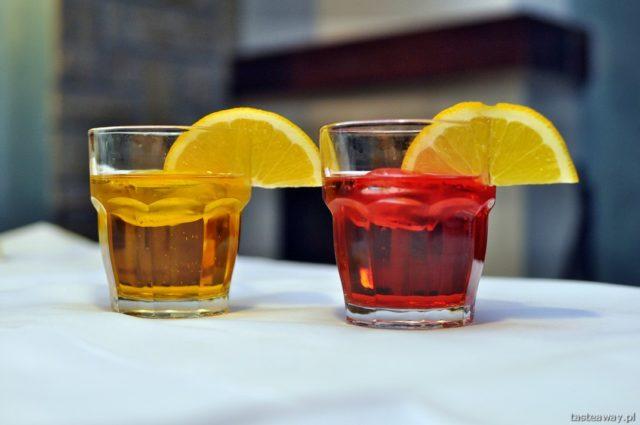 Crodino, Sanbitter, alcohol-free aperitif, Le Chalet, Murzasichle
