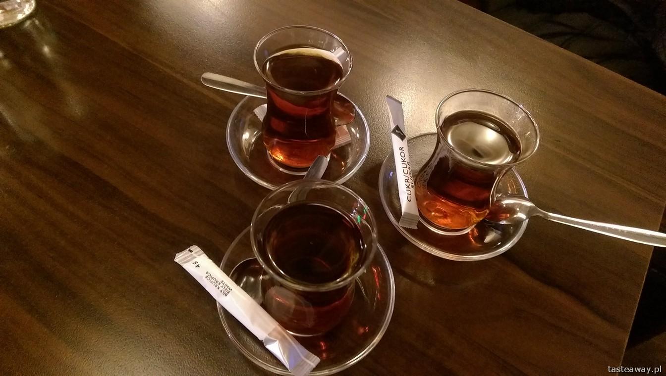 Maho, restauracje, Warszawa, turecka herbata, kuchnia turecka