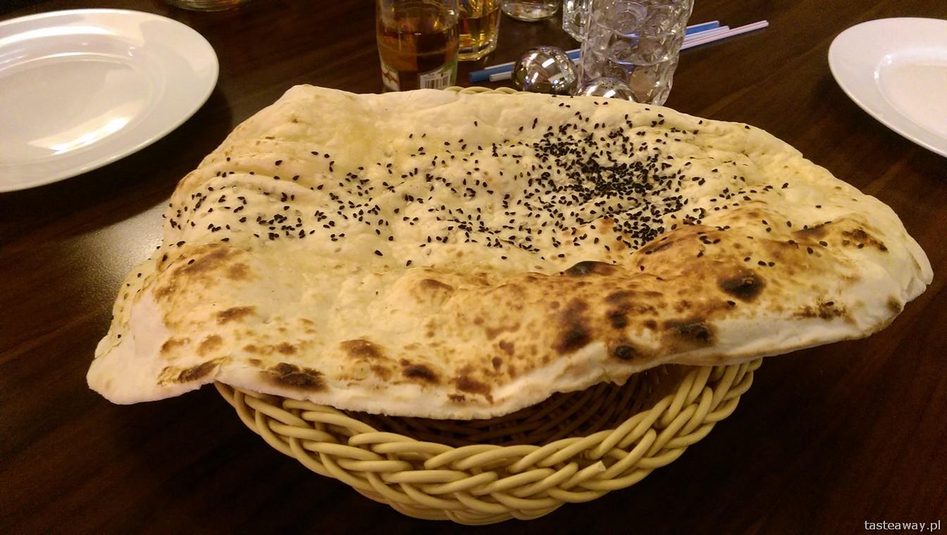 chleb, kuchnia turecka, Maho, Warszawa