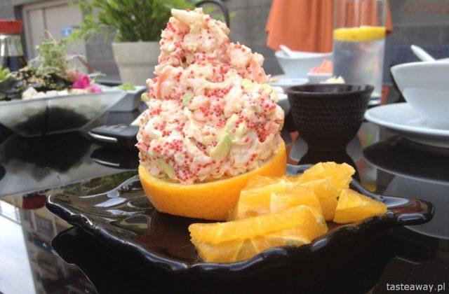 sushi, Zushi Point, Warszawa, obiad z dzieckiem, gdzie na obiad z dzieckiem, rodzinny obiad