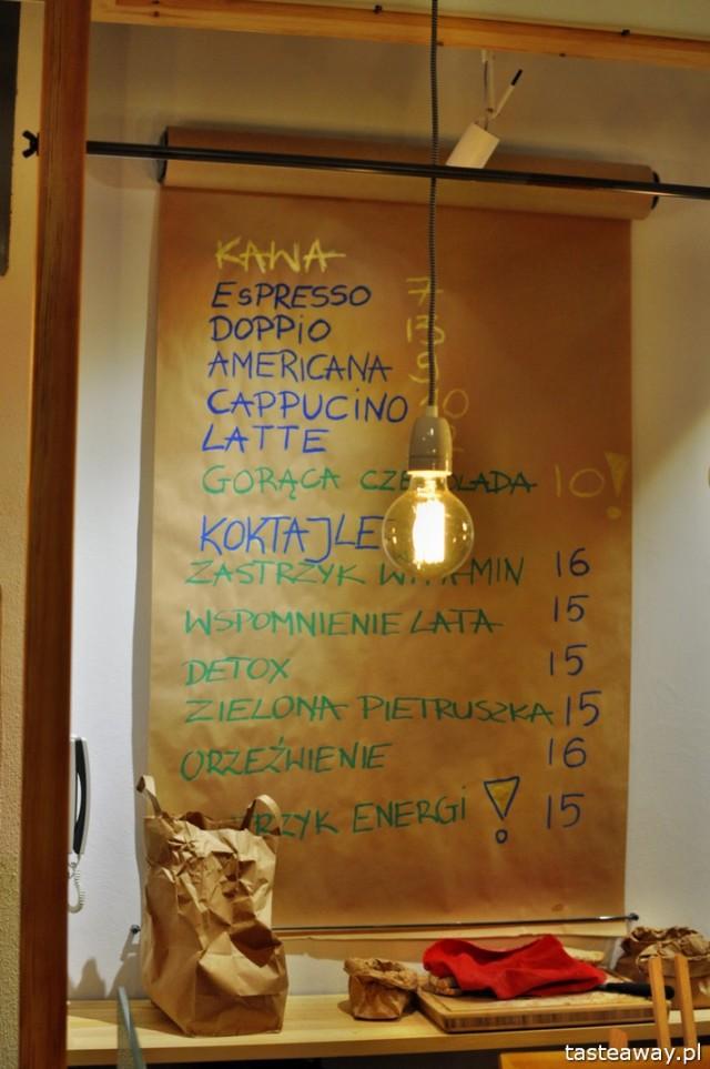Bazar Kocha, Warszawa, restauracje, Mokotowska