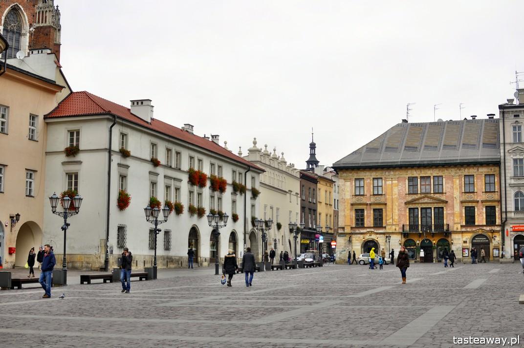 Kraków, Holiday Inn Kraków, weekend w Krakowie, rynek