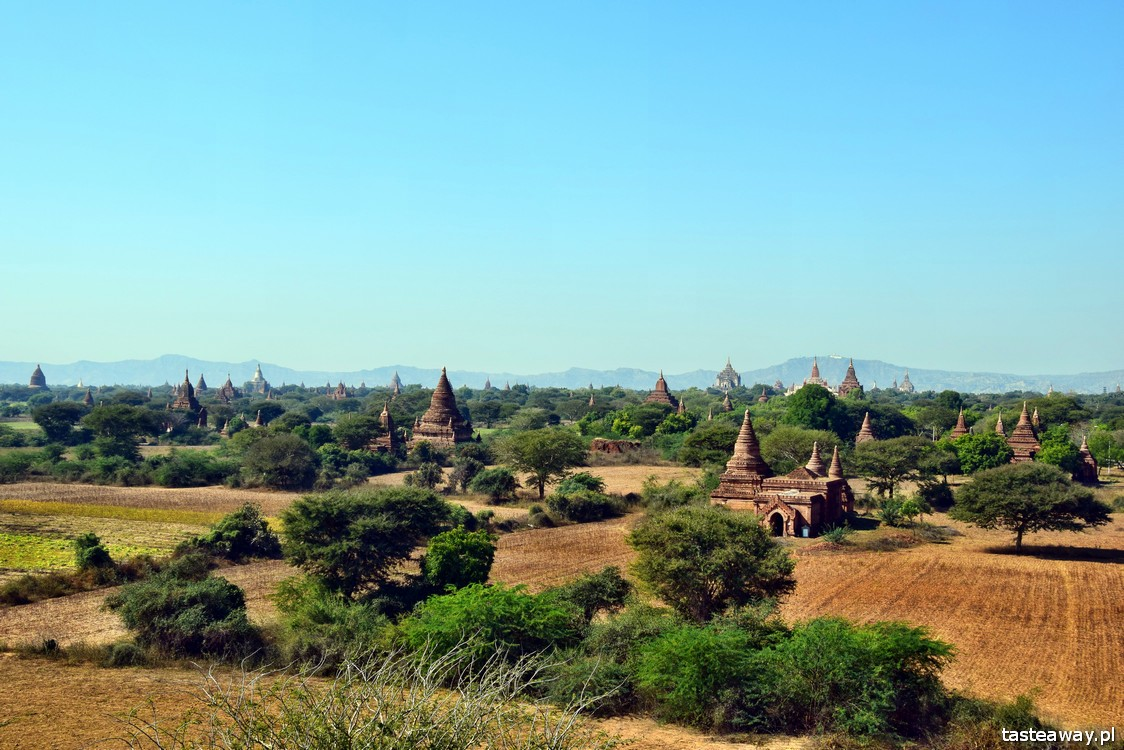 Birma, Bagan, co zobaczyć w Birmie