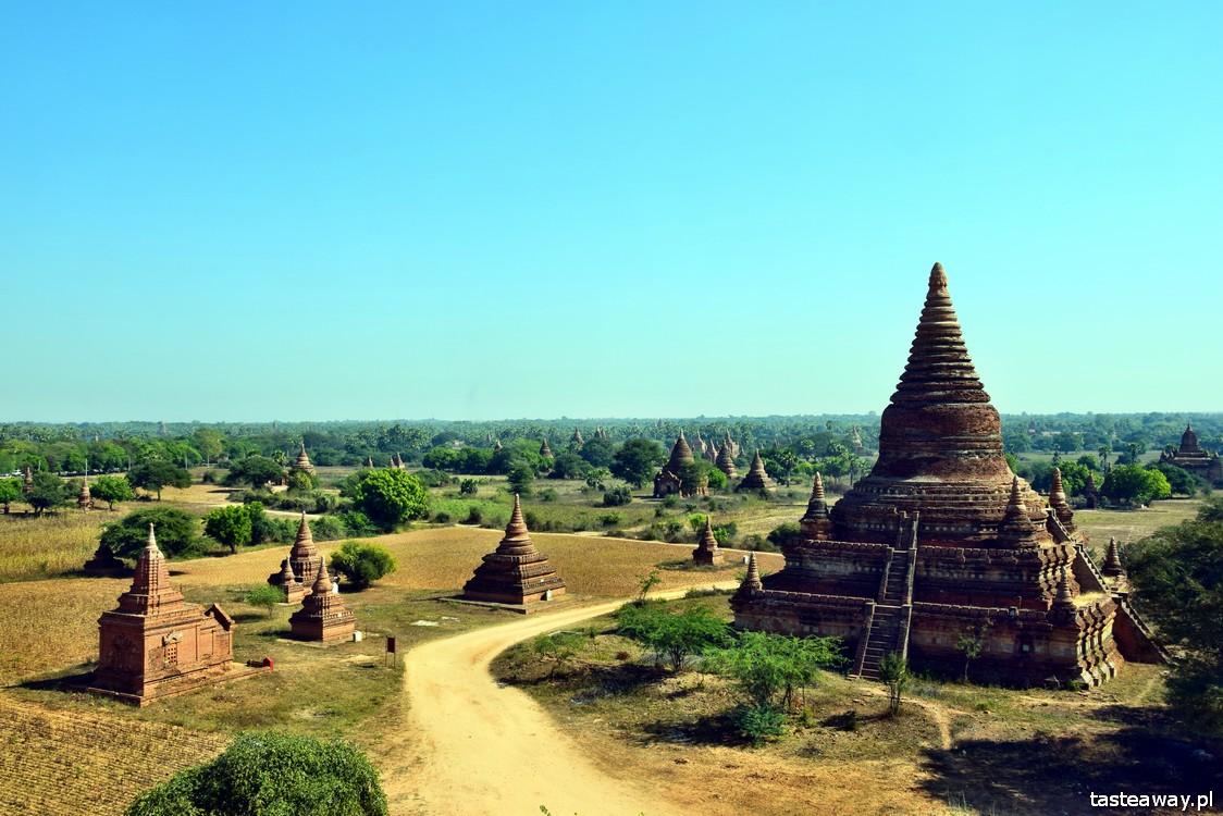 Birma, Bagan, świątynie, co zobaczyć w Birmie