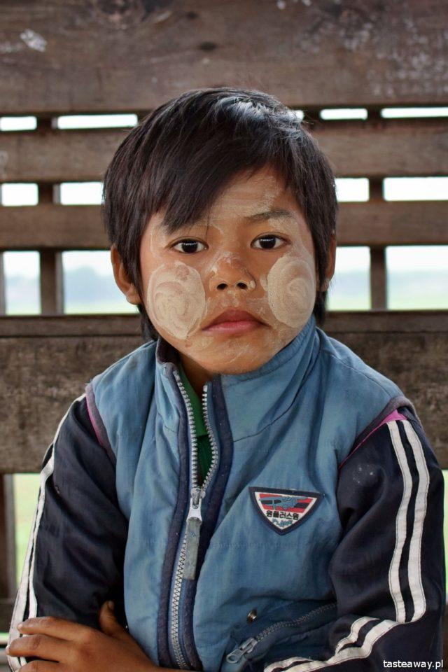 Birma, Azja, Mandalay, dzieci, ludzie Birmy, fotografowanie ludzi