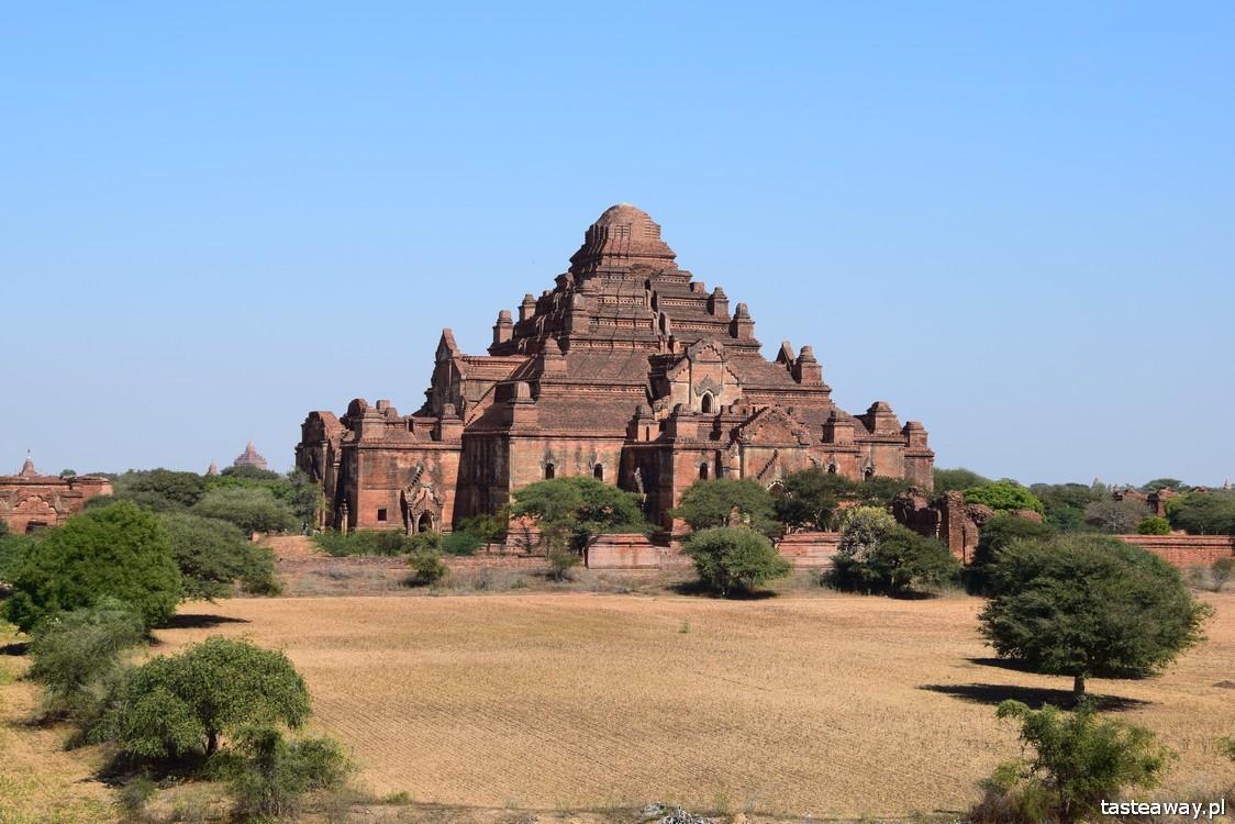 świątynia Dhammayangyi , Bagan, Birma, co zobaczyć w Birmie
