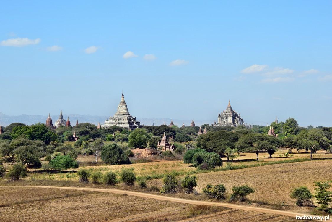 Shwesandaw, Birma, Bagan, co zobaczyć w Birmie, wschody, zachody słońca