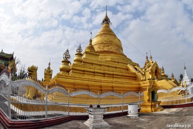 Birma, Mjanma, Mandalay, co zobaczyć w Birmie, Kuthodaw Pagoda
