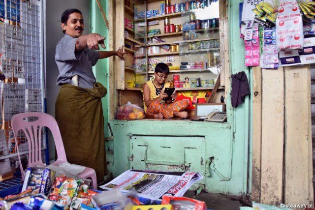 Birma, ludzie Birmy, Rangun