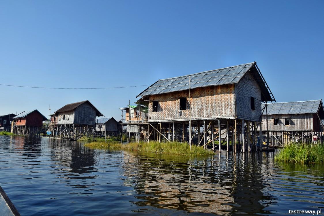 Inle Lake, Birma, co zobaczyć w Birmie, Birma – najpiękniejsze miejsca