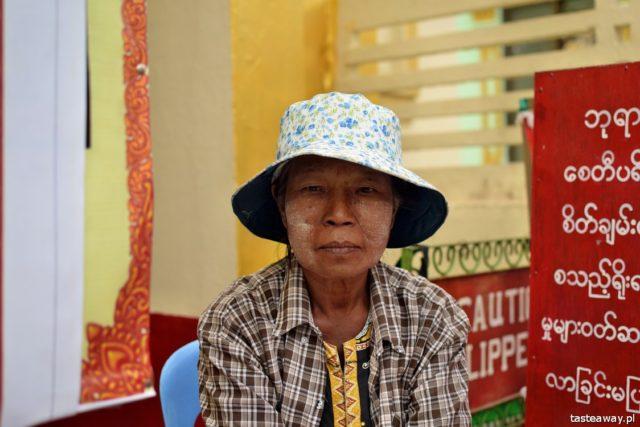 Birma, Rangun, ludzie Birmy, fotografowanie ludzi, fotografia w podróży