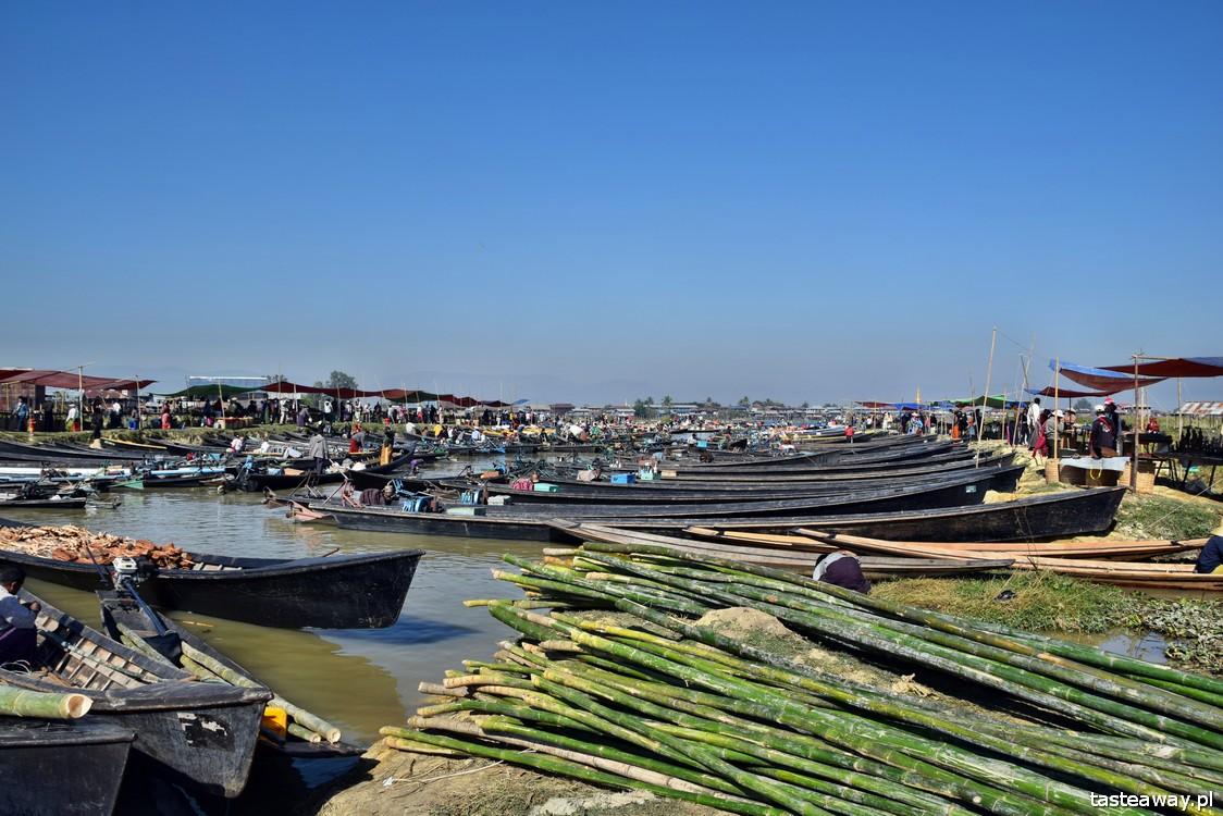 Inle Lake, Birma, co zobaczyć w Birmie,  najpiękniejsze miejsca w Birmie, local market na Inle
