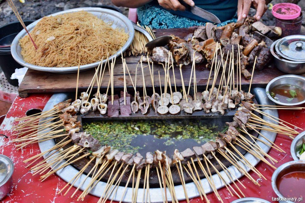 Birma, Myanmar, Rangun, Yangon, życie ulicy, co zobaczyć w Rangun