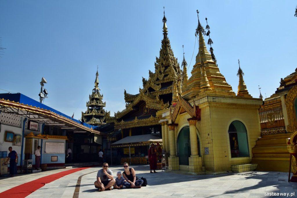 Pagoda Sule, Birma, Myanmar, Yangon, Rangun, co zobaczyć w Rangun