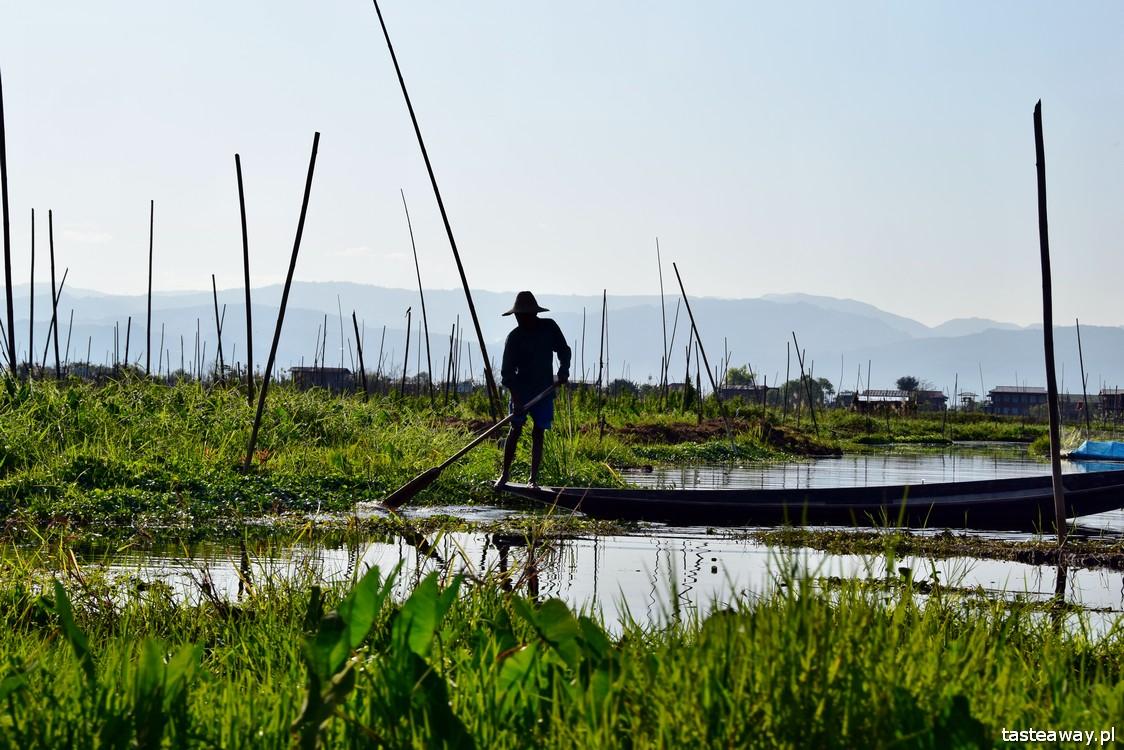 Inle Lake, Birma, co zobaczyć w Birmie,  najpiękniejsze miejsca w Birmie